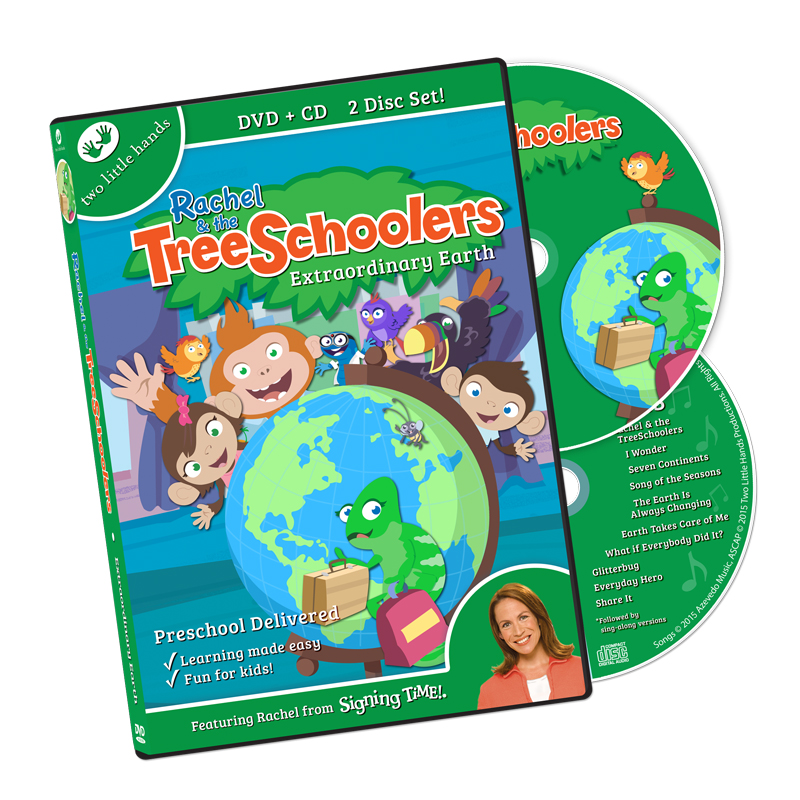 TreeSchoolers 8: Extraordinary Earth