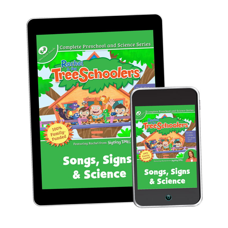 TreeSchoolers Science Complete Digital Collection